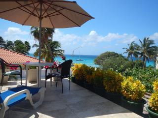 Beach White Villa Aruba Oceanview apartments A and B