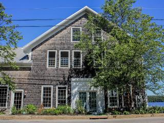 SPECTACULAR WATER VIEWS FROM EVERY SIDE, Damariscotta