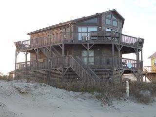 Beach Renourishment complete! Large Oceanfront! 3 Master Bedrooms! June deals!