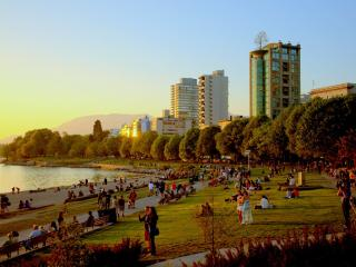 West End 1bdr with Ocean View & Parking!, Vancouver
