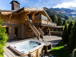 Ski Chalet Granite 5* Luxury - Sauna Steam Jacuzzi, Chamonix