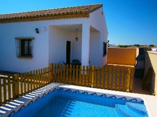 [98] Lovely house with private swimming pool, Conil de la Frontera