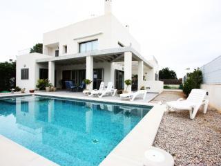 Spacious Villa Balena with a private swimming pool, Sant Carles de la Ràpita