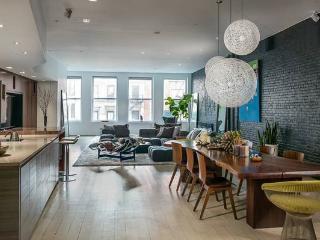 3 Bedroom Classic SoHo Loft, located on Broadway, New York City
