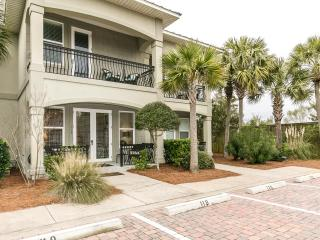 """Miramar Beach Villas Unit 119"" Surf Side Villa Spacious, Luxury Beach House, Sleeps 10!"