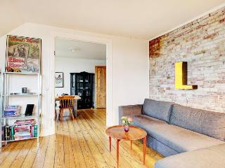 Lovely bright Copenhagen apartment at Vesterbro