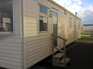 8 Berth, 3 Bedroom static caravan in Mablethorpe