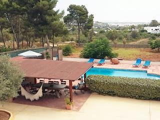 Ibiza Villa amazing outspace and Pool, 10guests, Ibiza Stadt