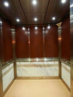 Updated elevator