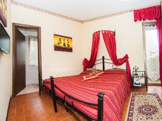 Tarchon Luxury B and B: Camera Singola, Tarquinia