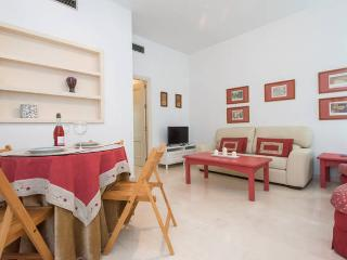Céntrico apartamento, en casa Palacio, Sevilla