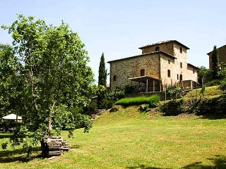 Poggiolo, Villa with Pool - dog welcome -, Ambra