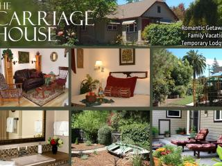 Carriage House, Historic Cottage/Downtown Lakeport
