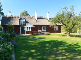 Large, traditional farm house in Southern Sweden