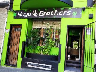 Hostel Santa Maria Cannabis Friendly, Montevideo