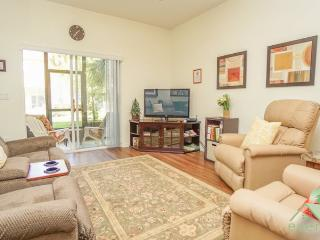 Sheer Bliss - Ground Floor condo with Courtyard view in Oakwater Resort, Kissimmee
