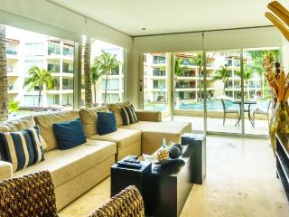 Luxury condo at The Elements offering 2 bedrooms and Great Ocean Views, Playa del Carmen