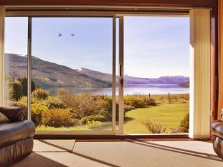 Loch Tay Holiday Home, ALLIGAN, Fearnan, Perthshire.