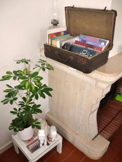 Sítio da Praia - Living-room