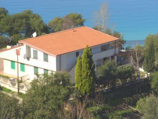 appartamento in villa francy Tropea