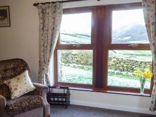 CROSS YEAT detached, working farm, views, woodburning stove, garden in