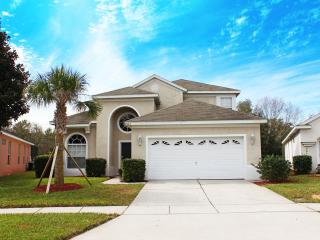 NewSunset Palms 5 Star+6Bd/4bth/Poolspa/Consview, Kissimmee