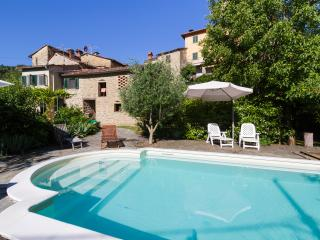 Casentino house & exclusive pool. Dogs welcome, Castel San Niccolo