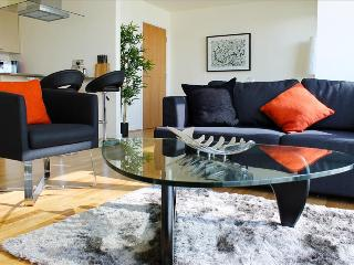 1 Bedroom apartment with balcony on the Thames, London