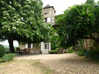 Le Gers - private farmhouse with wonderful views., Alles-Sur-Dordogne