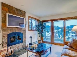 Charming Breckenridge 1 Bedroom Ski-in - TE1