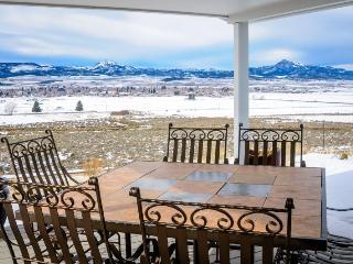 Enjoy fantastic hilltop views, Panguitch Lake