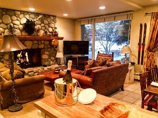 Lovely Vail Village Creekside 2 Bedroom Condo with Hot Tub and Pool.