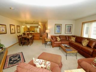 Ski Run Condominiums 401 - New furniture, walk to slopes, ski area views, pool, Keystone