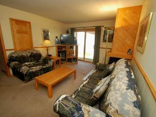 Snowdance Condo A101- Walk to slopes, ground floor, Mountain House area!, Keystone