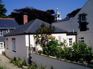 Cornwall, near Falmouth, Bell Cottage, sleeps two