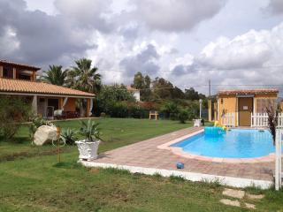 costa rei  villa con piscina appartamenti, Castiadas