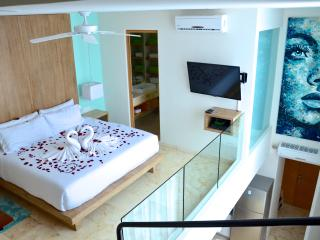 Beautiful Apartment 314-N with private terrace, Playa del Carmen