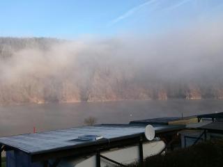 Schöne neue Ferienhütte direkt am Wasser, Wandern, Drognitz