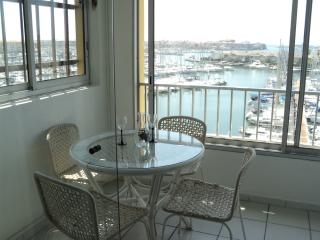 1 Bed Apart in Cap D'Agde with Pool & Port Views