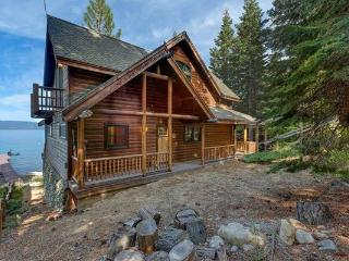 Tahoe Lakefront Home - breathtaking view, deck,bbq, South Lake Tahoe