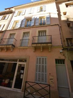 façade maison 22 rue Sainte Anne