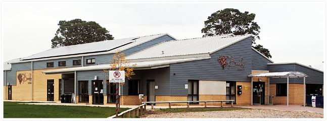 The Beeches community centre with fantastic children's play park.See website -events ,opening times