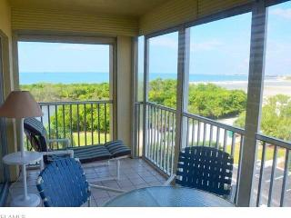 Sand Caper 502, Gulf Front, Elevator, Heated Pool, Fort Myers Beach
