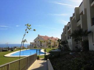 Lovely sea views in a quiet area of Rivera del Sol, Mijas