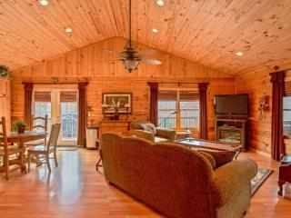 Deer Valley -  2.7 miles to TIEC!  Cabin with all the comforts of home...