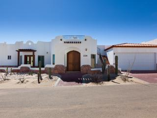 3 BR House in gated community with best beach, San Felipe