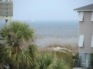 Newly renovated condo.  Huge deck overlooking pool, Tybee Island