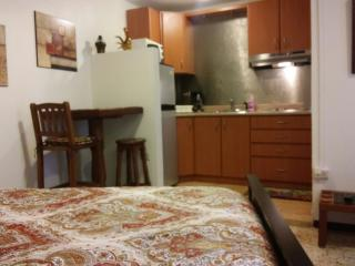 vView to the equipped kitchen.