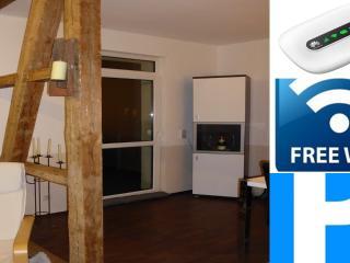 Schöne Wohnung für 6 Personen Nähe Zentrum, Wi-Fi, Jena