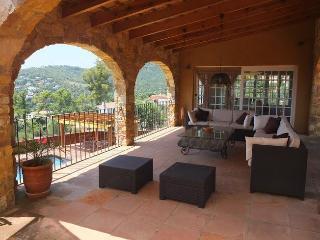 Impresionante casa con vistas al mar, Vall-Llobrega